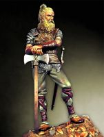 Germanic Warrior - 1 A.C.