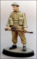 Commonwealth Infantryman No3