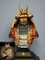 Takeda Shingen Samurai